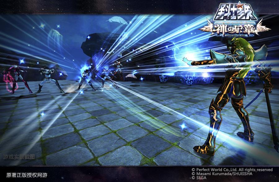 图片: 图3:圣斗士勇士与绑架圣诞老人的邪恶势力作战.jpg